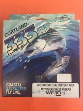 Cortland 333 Ht Wf10I Coastal Saltwater Fly Line