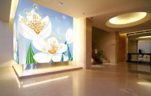 3D Blütenblatt Blütenkern 87 Tapete Wandgemälde Tapete Tapeten Bild Familie DE