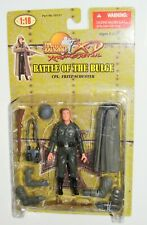 1:18 Ultimate Soldier WWII German Battle Bulge Cpl Schuster w Trench Coat Figure