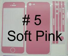 iPhone 5 Full Body Vinyl Decal Skin sticker