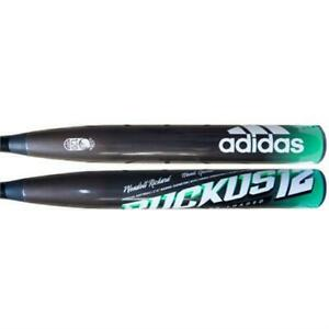 ADIDAS RUCKUS 12 END LOADED  25.5 26,5 27.5 (NIW) USSSA  WE ARE BATS UNLIMITED