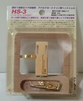 Yamamoto sound craft head shell HS-3 boxwood material Free Shipping from JAPAN