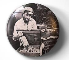 Humphrey Bogart Bogey African Queen - pin pinback button - Free Shipping