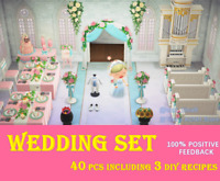 Wedding Season Furniture Set 40 pcs FASTEST!!!