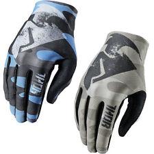 Thor Void Covert Motocross Handschuhe Schwarz Blau Grau Enduro Quad Atv Mx Sx
