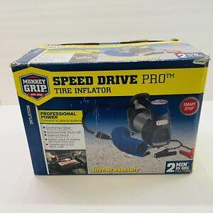 Bell Automotive 22-5-60097-M Monkey Grip Black and Silver Digital Tire Gauge
