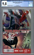 Spider-Verse Team-Up #2  (2015) Miles Morales & Spider-Gwen 1st Print   CGC 9.8