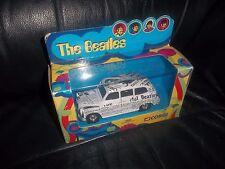 THE BEATLES CORGI DIECAST MODEL No. 58007 NEWSPAPER TAXI CAB BOXED FAB!