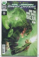 Hal Jordan And The Green Lantern Corps #40 NM Rebirth Zod's Will DC Comics CBX1T