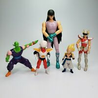 Bandai Knights of the Zodiac Dragonball Z Action Figures And Others Lot Of 5