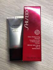 Shiseido Glow Enhancing Primer SPF15 30ml/1oz NIB