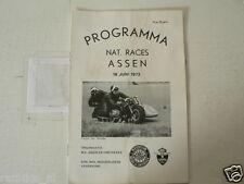 1972 NATIONALE WEGRACES ASSEN 18 JUNI 1972 CIRCUIT VAN DRENTHE OOSTERLOO,GEUS,