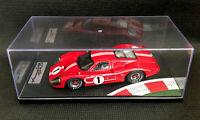 Dan Gurney SIGNED Ford IV, 1967 Le Mans Winner, NEW 1/18 cased with COA