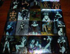 LADY DEATH II 1995 STICKER CHROMIUM TRADING CARDS
