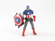 "Marvel Universe Ultimates Captain America Comic 4"" Figure 001"