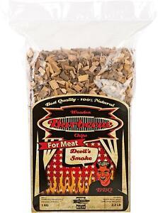 Axtschlag Räucherchips Wood Smoking Chips 1 kg
