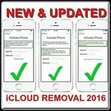 iPhone iCloud Removal Service