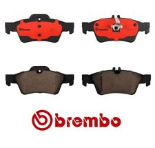 BREMBO Rear Ceramic Disc Brake Pad Set For Mercedes CL CLS SL E S CLASS