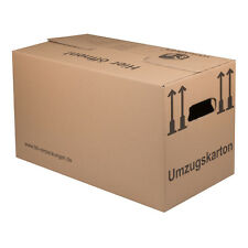 20 Pro Moving Boxes up to 40 kg / Double wave relocation) boxes Storage Books