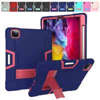 "For Apple iPad Air 4th Generation 10.9"" Heavy Duty Shockproof Stand Tablet Case"