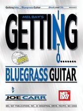Mel Bay's Getting Into Bluegrass Guitar