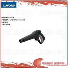 PISTOLA S10 Y CON ATTACCO RAPIDO MOD.60010078 LAVOR ART.14006