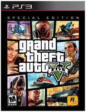 Grand Theft Auto V -- Special Edition (Sony PlayStation 3, 2013) - European Vers