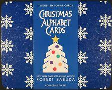 Robert Sabuda / CHRISTMAS ALPHABET CARDS TWENTY-SIX POP-UP CARDS 2005