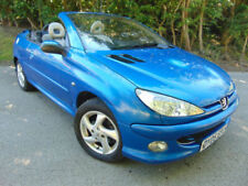 Peugeot 206 Coupe Cars