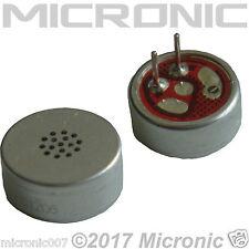 1x primo EM8003F MICROFONO A CONDENSATORE ELECTRET omnidirezionale Cartuccia Capsula