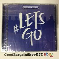 Planetshakers - Lets Go (CD+DVD, 2015) *New & Sealed*