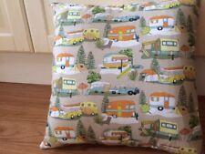 Cushion Cover - Retro Caravan & Camping - 40x40 cm