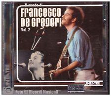 FRANCESCO DE GREGORI- IL MONDO DI FRANCESCO DE GREGORI VOL 2