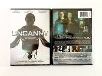 UNCANNY - DECEPTION BY DESIGN (DVD, 2015) Widescreen ~ Brand New !