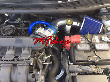 Blue For 2013-2019 Nissan Sentra 1.8L L4 Air Intake System Kit + Filter