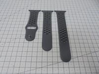Genuine Apple Watch Nike + Sport Band Strap Anthracite / Black 42mm - GG484