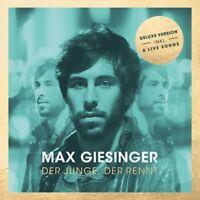 MAX GIESINGER - DER JUNGE,DER RENNT (DELUXE VERSION)   CD NEU