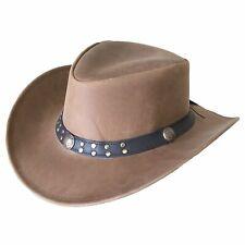 """Outback Survival Gear - """"Buffalo Bill"""" Waxy Cowboy Hat - Buckskin"""