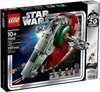 LEGO Star Wars 75243 - Slave I™ – Edizione 20° Anniversario NUOVO