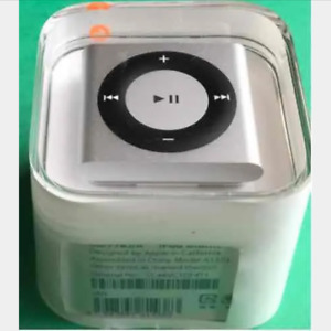 Apple iPod Shuffle 4th Generation (2GB) -SILVER- SEALED New F/S