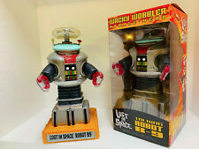 "Funko No Voice - Lost In Space B-9 Robot 6"" Wacky Wobbler - New From Case -"