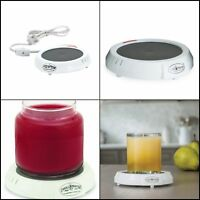 ORIGINAL Candle Warmer Electric Plate for Jar Wax Melts NO OVERHEATING Etc