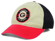Georgia Bulldogs NCAA Top of the World Mesh Men's Fitted Cap Hat - Size: M/L
