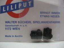 LILIPUT # 406121  Dampflok Speisepumpe BR 12, Rh 214 u.a.BBÖ/ÖBB/DRG 2 Stück