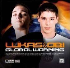 Lukas & Obi = global warning = rush/wittekind/natus/Maddox... = 2cd = techno Mixed!
