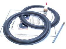 """JBL 10"""" R103 Speaker Foam Surround Repair Kit - TLX18, TLX181, XPL160A - 2 Pack"""