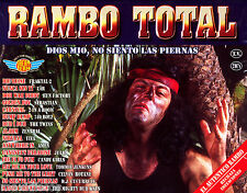 "CASx2 - Rambo Total (VARIOUS DANCE MIXED BY ""DREAM TEAM"") SEALED LISTEN - OYELO"