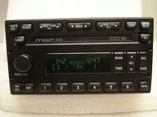 FORD Escape MERCURY Marauder MACH 300 Radio 6 CD Disc changer Player AUX Sat OEM