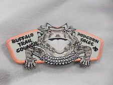 Mint Csp Buffalo Trail Council Texas Sa-39 Horned Frog $50 Value