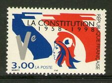 TIMBRE 3195 NEUF XX LUXE -CONSTITUTION 1958-1998